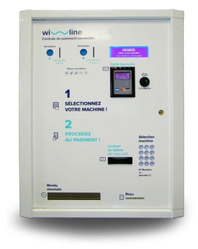 Wi Line centrale de paiement