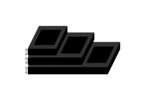 socle rehausseur-materiel laverie
