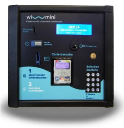 Wi Mini centrale de paiement