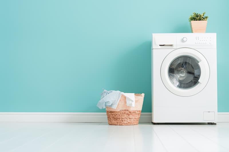 Machine à laver propre car détartrée